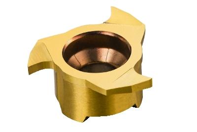 CoroMill® 327 Cabeça inteiriça de metal duro para usinagem de canais