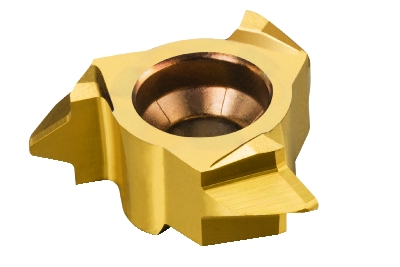 CoroMill® 327 Cabeça inteiriça de metal duro para fresamento de roscas